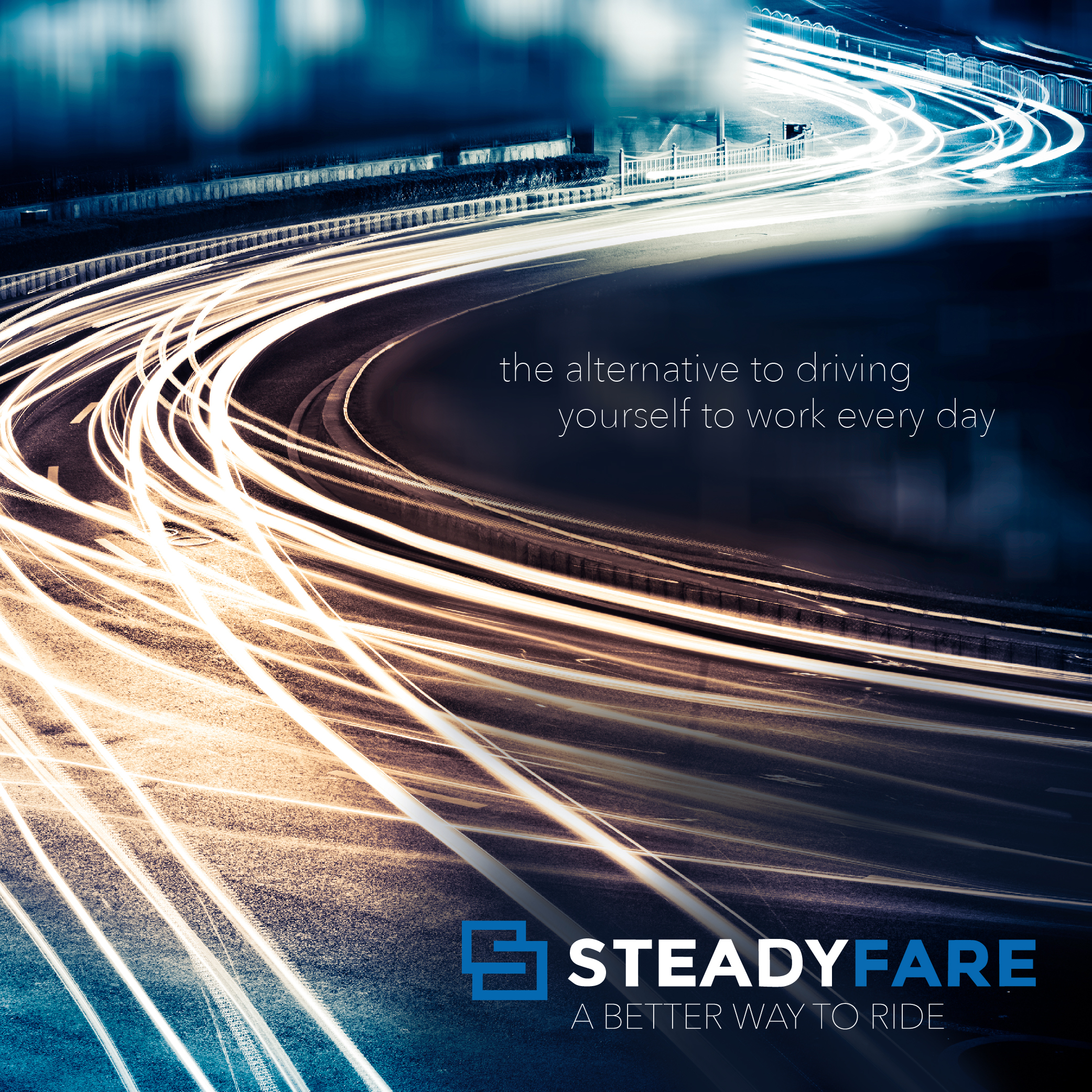 4Reasons to Commute with SteadyFare  Your morning commute can be a pain, especially if you don't have a vehicle. Finding reliable,convenient transportation can sometimes feel impossible. But you don't have to… countinue reading •••